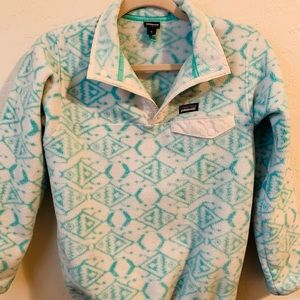 Patagonia 1/4 button up